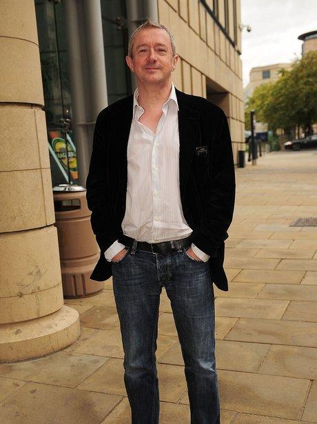 The X Factor UK judge Louis Walsh