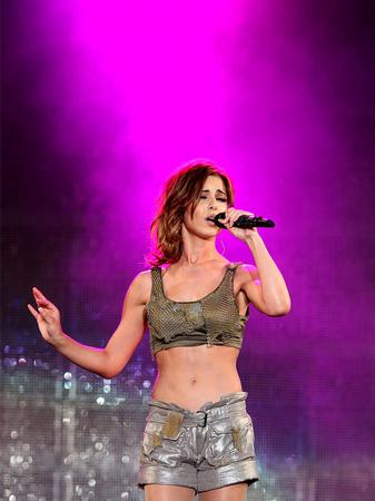 Cheryl Cole on Stage