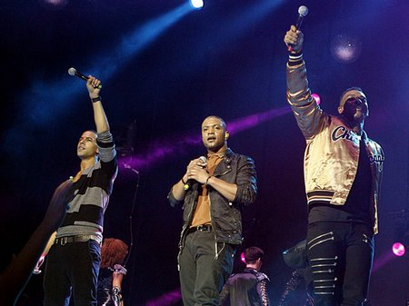 JLS - Jingle Bell Ball 2010