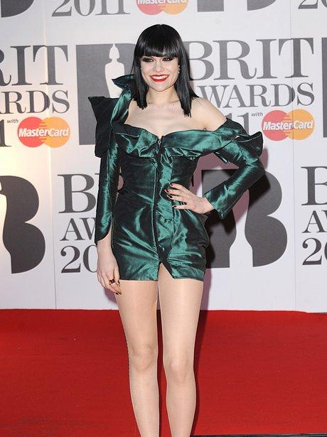 Jessie j red dress on lyrics