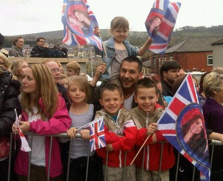 Royal Engagement Darwen 2
