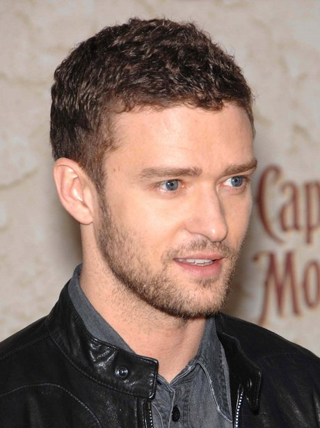 Justin Timberlake poses at a promotional event in the US.