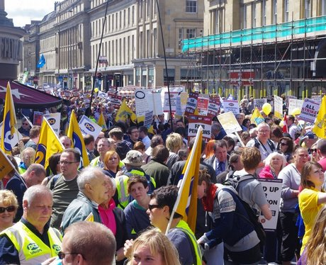 Newcastle Demo