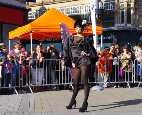 Leeds Loves Shopping Fashion Show?