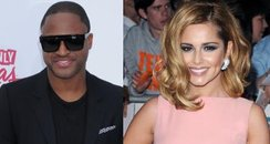 Taio Cruz with beautiful, Girlfriend Cheryl Cole