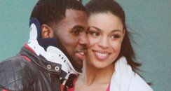 Jason Derulo and Jordin Sparks