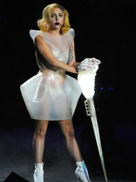18: The total number of months Lady Gaga's 'Monster Ball ... Lady Gaga Tour