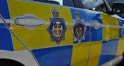 Police car Durham Police