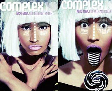 Nicki Minaj Complex Magazine
