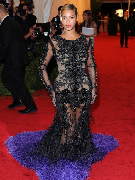 Met Gala 2012 Red Carpet In Pictures - Capital