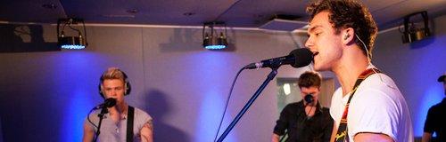 Lawson perform live