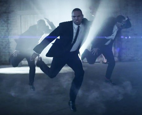 chris brown turn up the music - photo #17