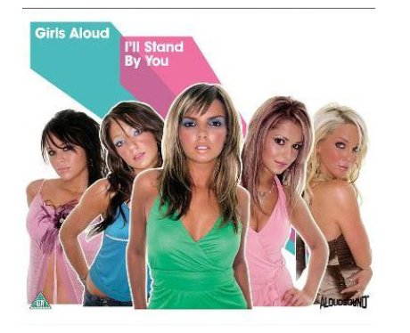 Girls Aloud- 'Ill Stand By You'