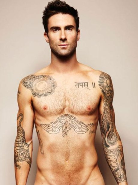 Adam Levine Sexiest Man on sydney car design