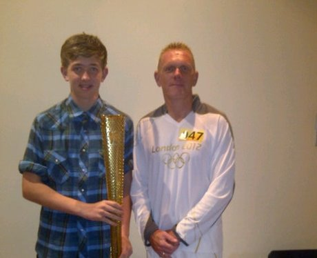Olympic Torch Relay: Your Pics