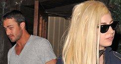 Lady Gaga and Her Boyfriend