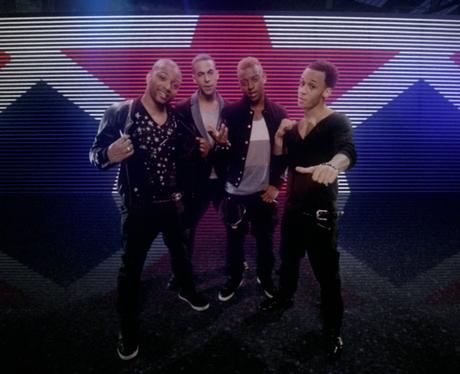 JLS In The Capital FM TV Advert 2012