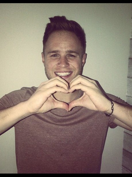 Olly Murs teases new 'Heart Skips A Beat' video.