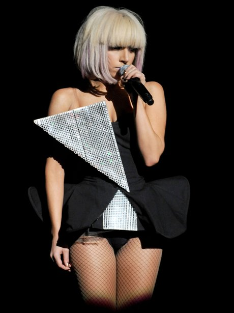 Lady Gaga's 'Fame Ball' world tour.