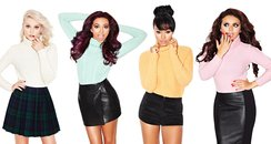 Little Mix in Rollacoaster Magazine