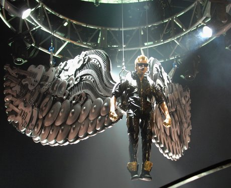 Justin Bieber launches his 'Believe' world tour.