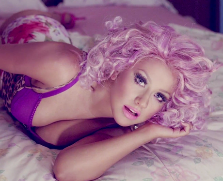 Christina Aguilera - 'Your Body' video still