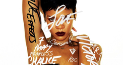 Rihanna new album 'Unapologetic' artwork cover