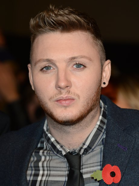 James Arthur Pride Of Britain Awards 2012
