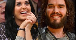 Katy Perry and Russel Brand Basketball