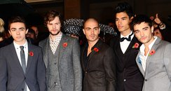The Wanted Pride Of Britain Awards 2012