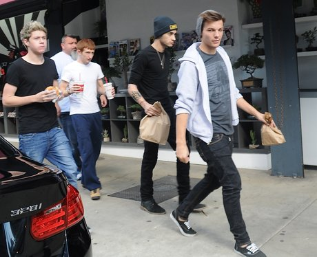 One Direction in LA