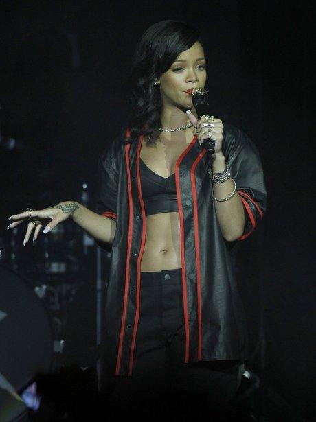 Rihanna '777' Tour