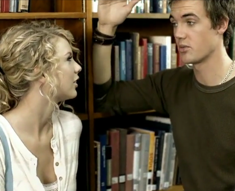 Taylor Swift's 'You Belong With Me' music video