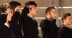 one direction kiss you video