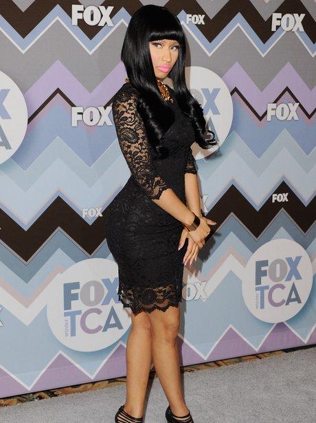 Nicki Minaj American Idol 2013