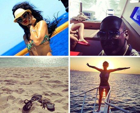 Pop Stars On Holiday