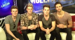 Lawson US Tour Diary 2013 (Capital Exclusive)