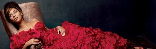 Beyonce Vogue 2013
