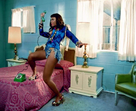 Beyonce Telephone Video