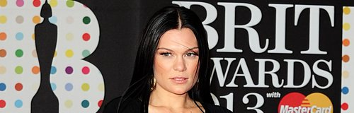 Jessie J arriving for the 2013 Brit Awards