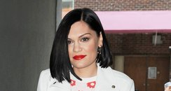 Jessie J heads to the studio