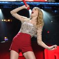 Taylor Swift Jingle Ball 2012 Madison Square Garde