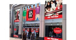 One Direction's UK 1D World
