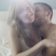 Image 7: Calvin Harris and Ellie Goulding cuddling in bed