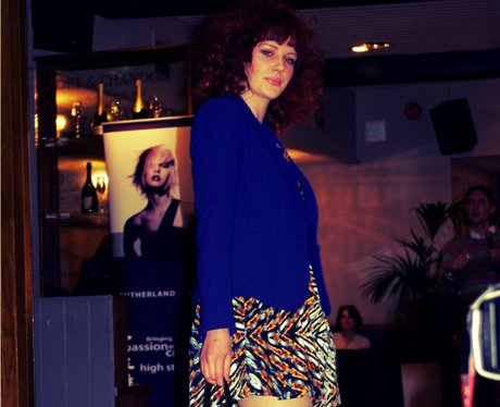 Fashion at The Living Room Notts