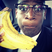 Image 9: Labrinth holding bananas