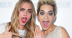 Rita Ora Glamour Women Of The Year Awards 2013