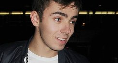 Nathan Sykes out after the STB