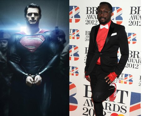 Men Of Steel: Supermen Of Pop