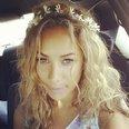 Leonia Lewis selfie